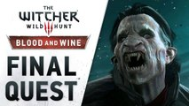 "The Witcher 3: Wild Hunt - Blood and Wine ""Final Quest"" DLC Launch Trailer (Xbox One) 2016 EN"
