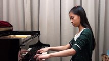 許子沁(11y)-四維國小 2013/12/11 (練習篇29) 蕭邦 Chopin Etudes Op.10, No.4 in C sharp minor: Presto