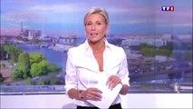 """Claire Chazal a eu le """"cafard"""" après son éviction de TF1"""