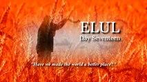 Fall Feasts - Elul - Elul Day 17 - Pastor Larry Huch - September 2, 2015