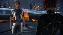 """Mass Effect 2 - """"You have unread messages at your private terminal."""""""