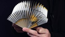 Cardistry - Virtuoso : Liquid Paper feat. the SS16 Virtuoso Deck