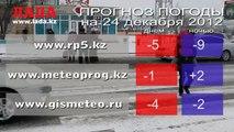 Прогноз погоды в Актау на 23, 24, 25 деакбря