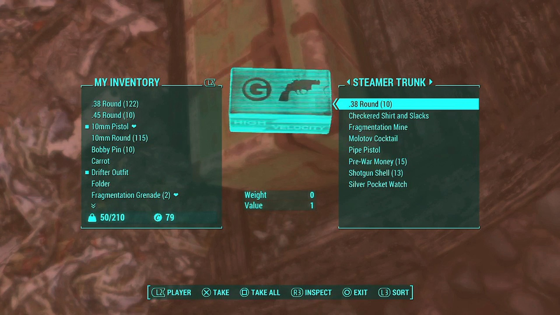 Fallout 4: Quick Loot 3