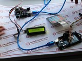 Tutorial for Arduino ▶10  Keyboard Wireless Data Transmission System Based on NRF24L01