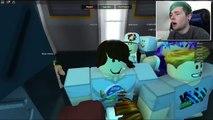 DanTDM TRAPPED INSIDE A WASHING MACHINE!! | Roblox - video