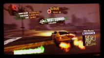 Burnout Paradise/stunt run 168'567 ponts