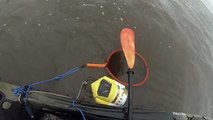 """29"""" Redfish kayak fishing, GoPro Hero3"""