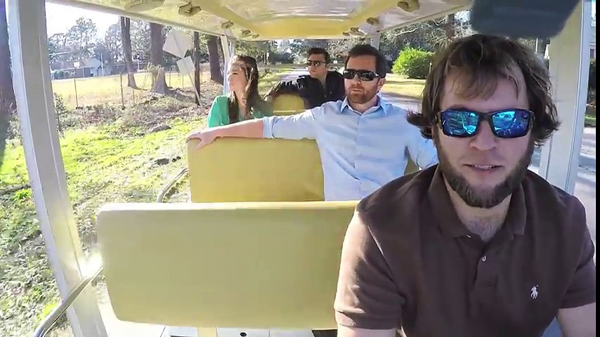 Electric Shuttles and Electric Trams for Sale by citEcar Electric Vehicles – Built in the USA