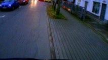 Eine Handbreit am Krankenhaus vorbei - Griesheim 2014 01 23