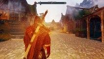 Modded The Elder Scrolls V: Skyrim Test
