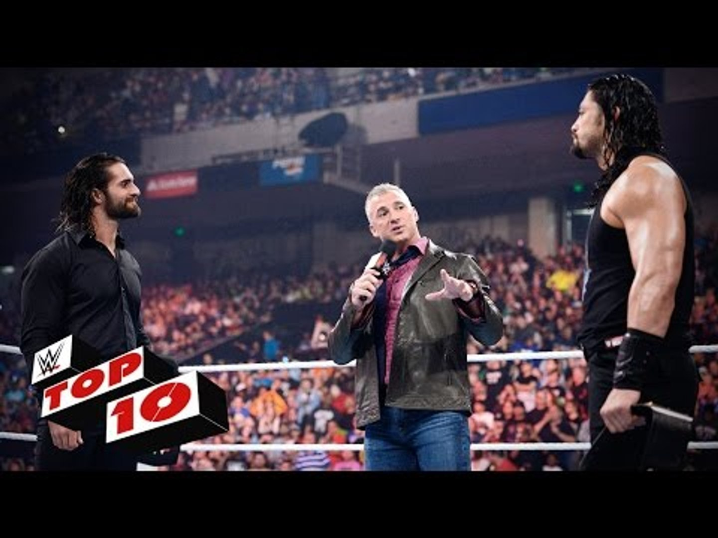 Top 10 Raw moments- WWE Top 10, May 23, 2016