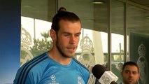 """Finale - Bale : """"Zidane nous laisse nous exprimer"""""""