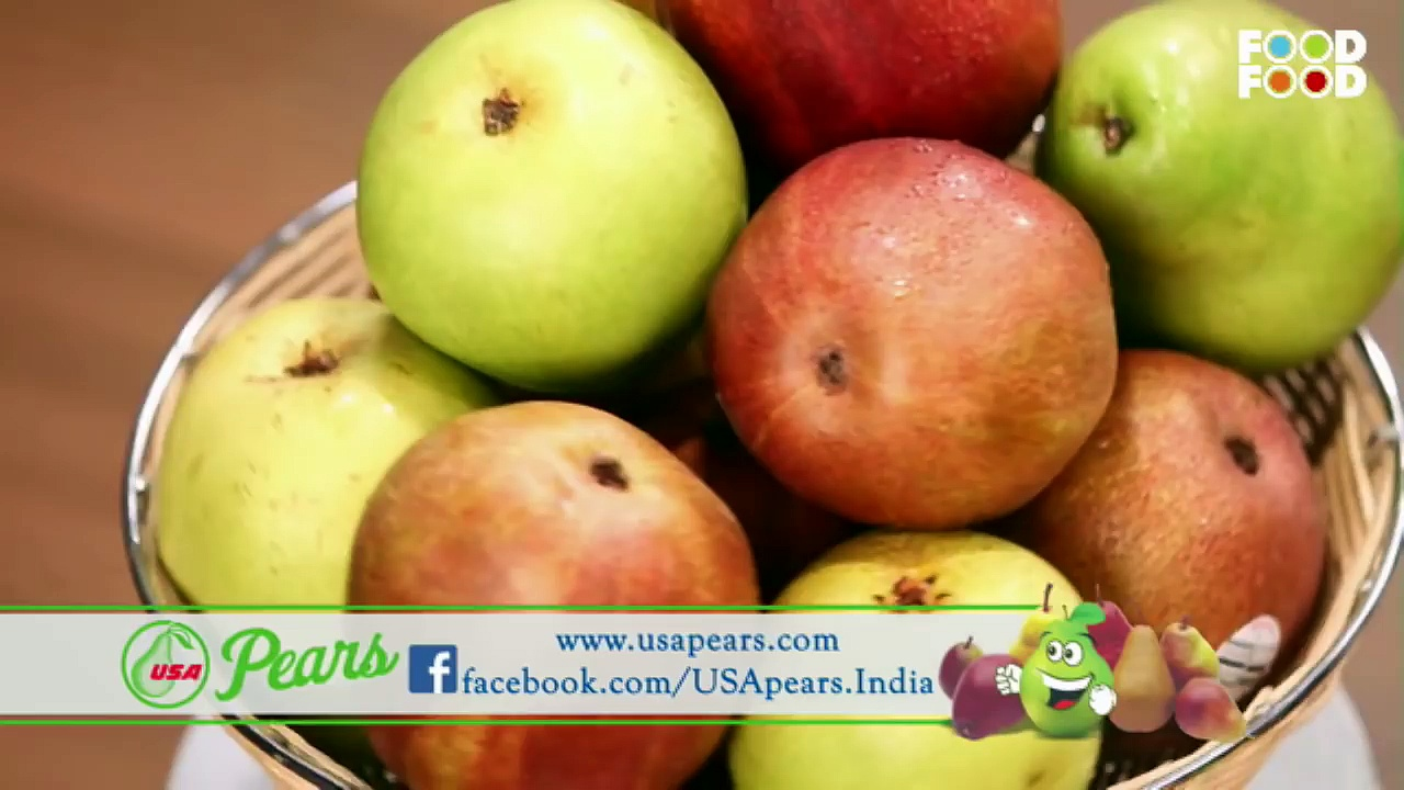 Mummy Ka Magic – Pear Payasam with Malpua Recipe – Amrita Raichand