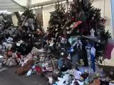 26 Christmas trees for angels/heroes Newtown CT