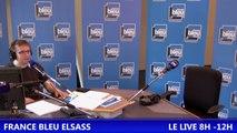 Live France Bleu Elsass du Mercredi 25 mai