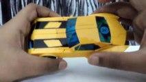 Transformers Robots in Disguise warrior class bumblebee!!! Random Nihil24 random reviews and stuff