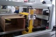 IOPAK CF-30T Case Erector running at 20 - 30 Cartons/min - tape or hot melt glue closure available.