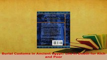 Download Death and Burial in Ancient Egypt PDF Online
