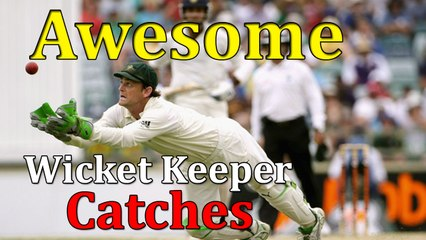 Awesome Catches By Wicket Keeper By Cricket World