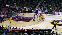 Washington Wizards vs Cleveland Cavaliers - Full Highlights | November 26, 2014 | NBA Seas -Fs