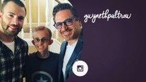 Robert Downey Jr. et Chris Evans réalisent le rêve d'un fan malade !