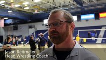 Jason Reitmeier and Michael Lowman talk about huge 25-9 over No. 10 Upper Iowa