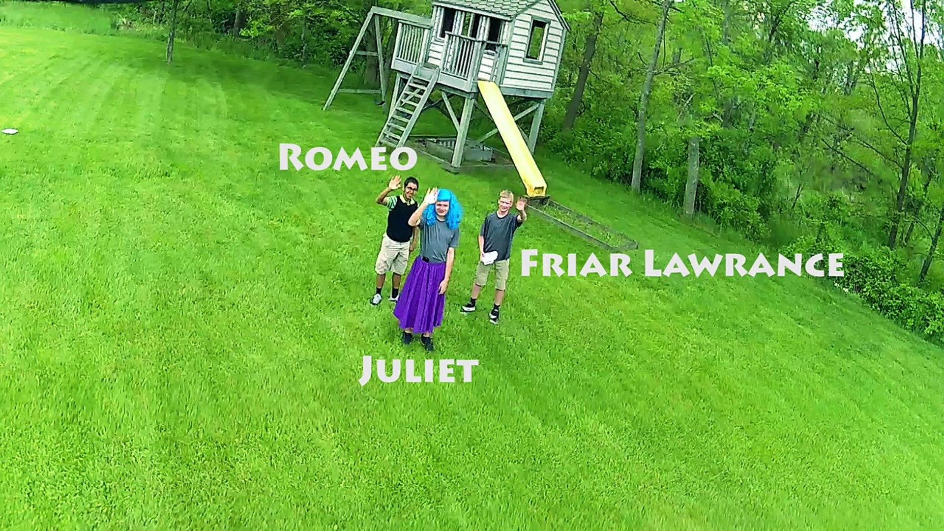 Romeo & Juliet Parody