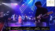 shreya ghoshal and arijit singh live performance 2016