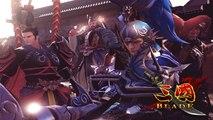 Three Kingdoms Blade (삼국블레이드) Gameplay Preview Trailer