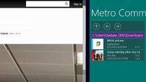 Metro Commander - Split screen mode