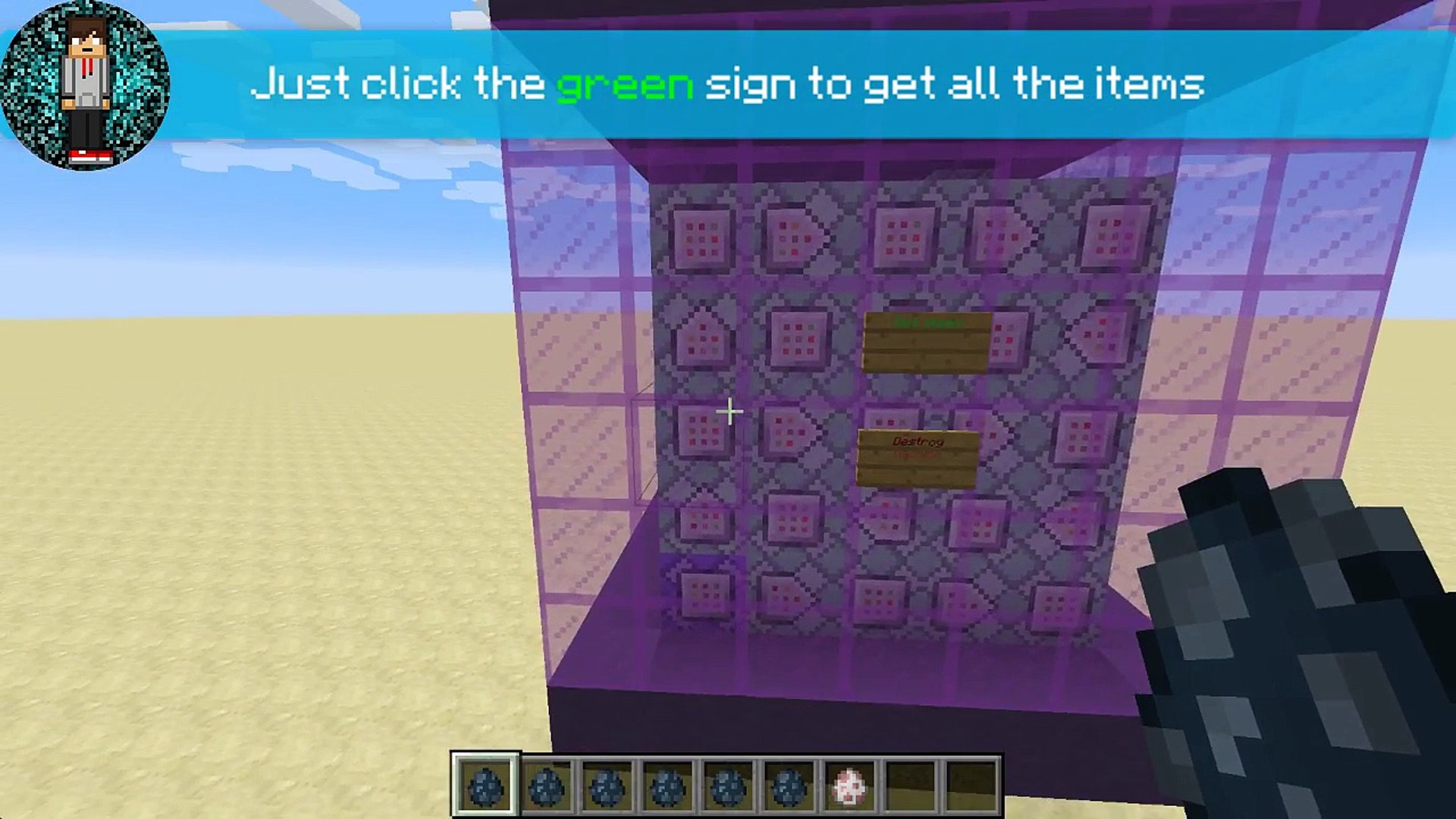 Minecraft - Furniture with only One Command