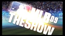 MLB 09 The Show Padres vs Nationals (HD)