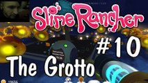 The Grotto Glows with Largo Power! - Slime Rancher Gameplay