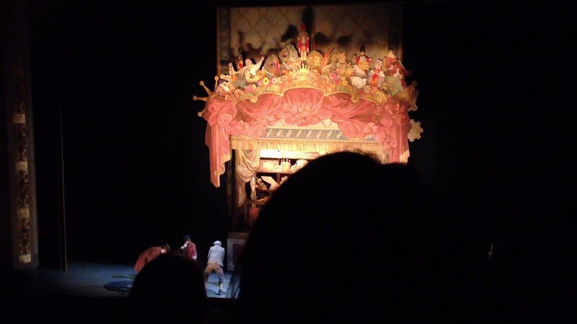 Щелкунчик, ч.1 - Акт 1, начало - Бостонский Балет - 29 декабря 2013