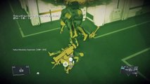 "FOB - Event ""SKULLS ATTACK"" ALL MISSION TASKS COMPLETE - METAL GEAR SOLID V: THE PHANTOM PAIN"