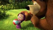 Masha e Orso, ora si scopre che la piccola Masha esiste davvero. Eccola