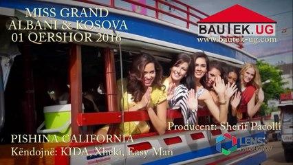 Promo Miss Grand Albania@Kosova_2016