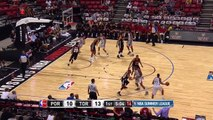 Highlights: Andre Dawkins pours in 24 points for Blazers at Summer League
