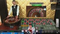 $1000 on RED (MY BIGGEST BET - Real Money Online Casino) - Blackjack - Live Blackjack