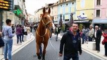 La Garde républicaine est arrivée à Orange pour les Equestriades