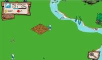 Todos os Smurfs no jogo Smurfs Village