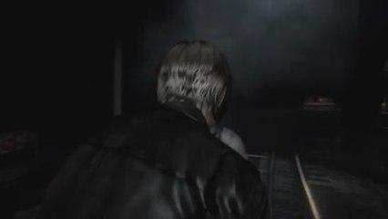 Resident Evil 6 - Gameplay de Leon (Gamescom 2012)