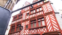 Euromaxx su viaje: Rennes, la capital de Bretaña   Euromaxx