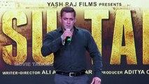 Salman Khan On Hardcore Gym Bodybuilding Workout For SULTAN