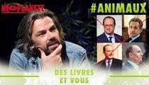 """Aymeric Caron : """"Il faut supprimer le poste de président de la République"""""""