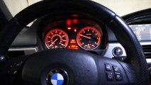 "BMW ""335i"" E92 N55 SINGLE TURBO EXHAUST NOTE/REVS (TWIN TURBO)"