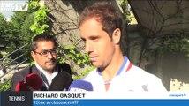 Roland-Garros : Gasquet a rendez-vous avec Kyrgios au troisième tour
