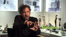 FRANKENWEENIE interviews - Tim Burton, Landau (North by Northwest), O'Hara, Short, Shaffer