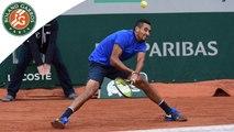 Roland-Garros 2016 - Temps forts : Kyrgios-Sisjling - 2e tour
